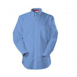 Camisa Manga Larga en 100% Algodon