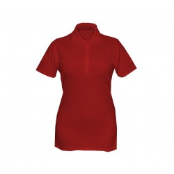 Playera polo dama 50/50
