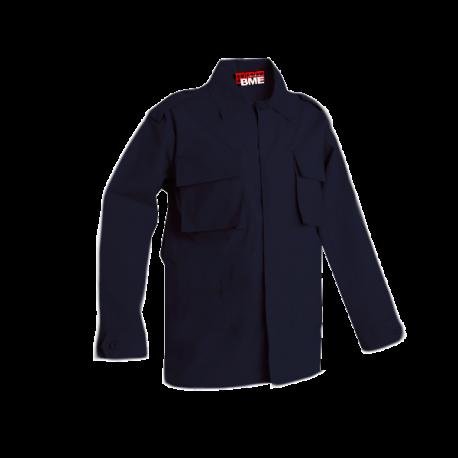 Camisola cubre botón y bolsa de cartera poliéster Algodón.