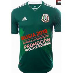 Playera México 2018